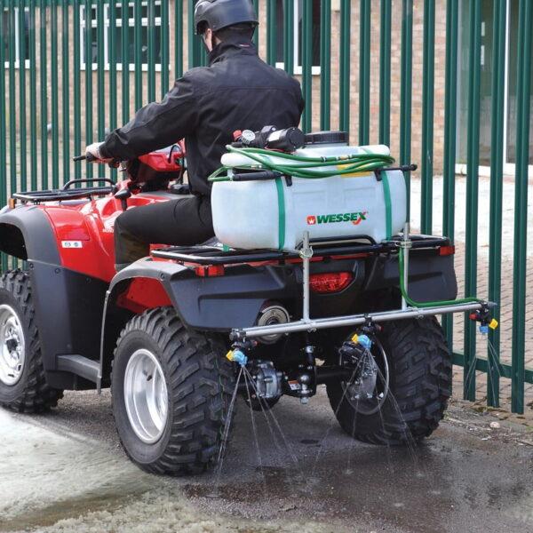 BS-618 ATV Liquid Brine Sprayer-602