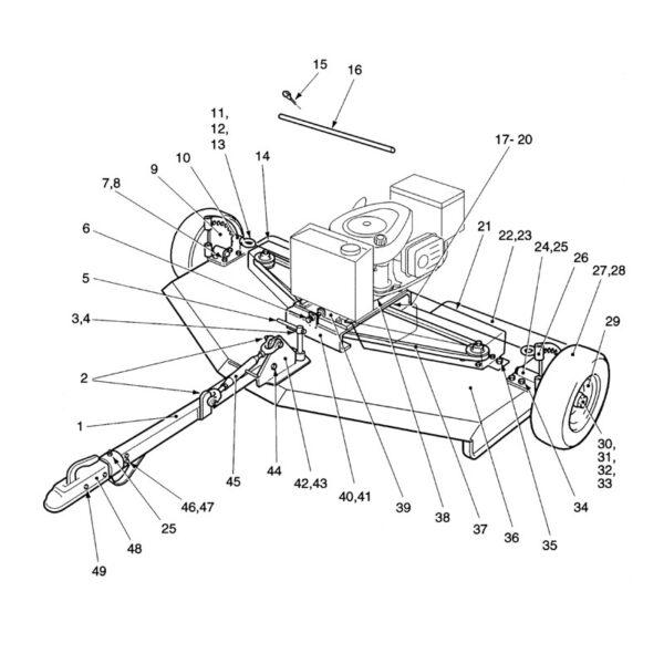 Motor Mount Plate -0