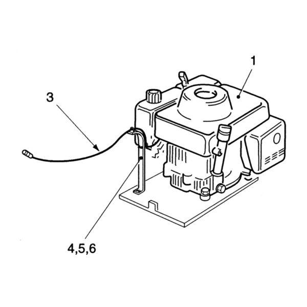Engine (11hp - Honda) -0