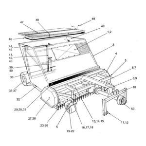 STC/STX-120 Mainframe Assembly