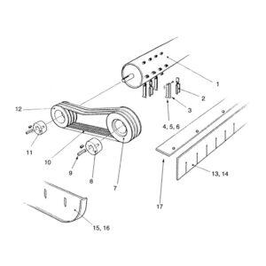 STC/STX-120 Mower/Scarifier/Flail