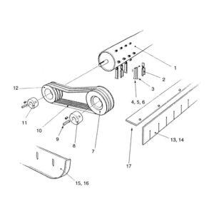 STC/STX-180 Mower/Scarifier/Flail