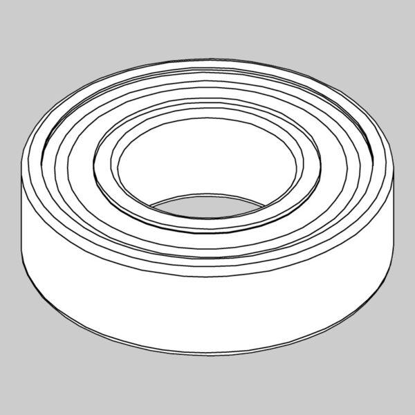 Bearing (sealed)-0