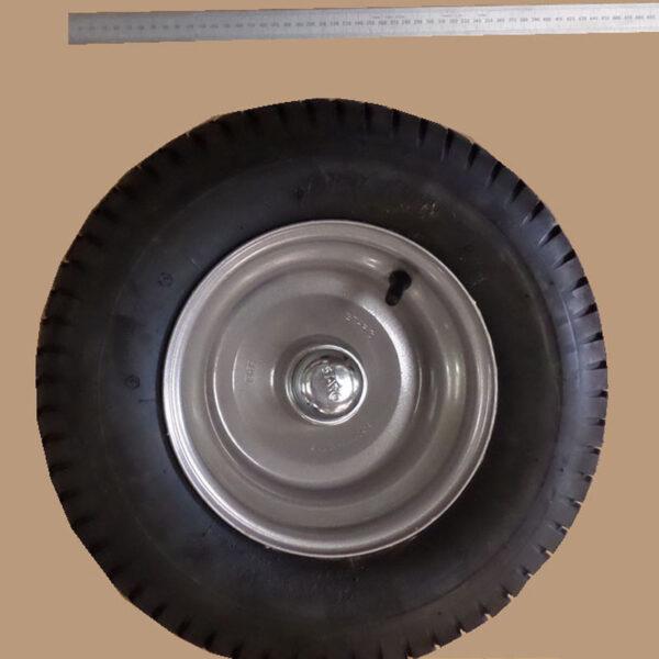 ATV wheel assembly - Silver -0