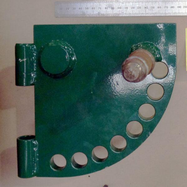Right Hand Axle Quadrant -0