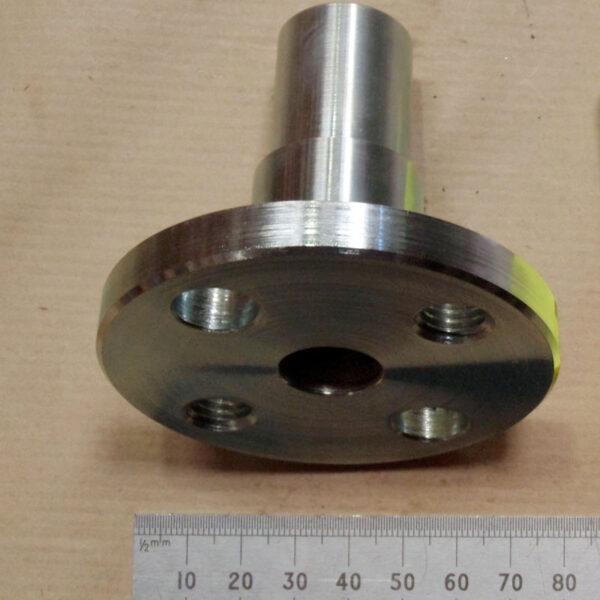 Roller spindle -0
