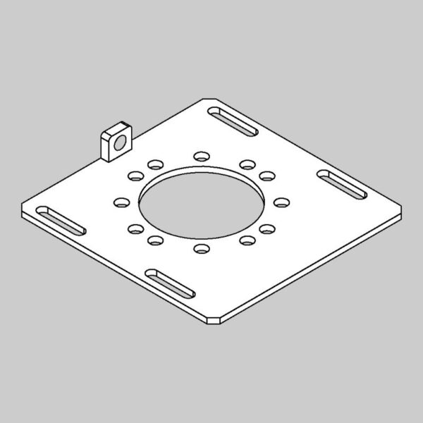 Gearbox adjuster plate -0