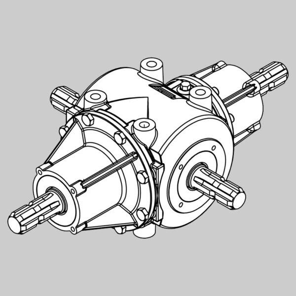Crx gearbox