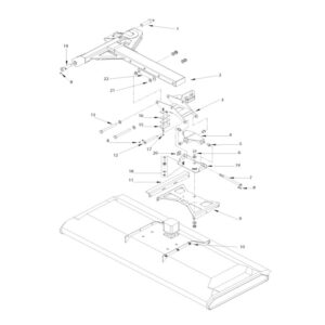rmx trideck wing assembly