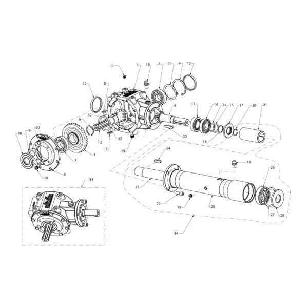 Wfm gearbox 18