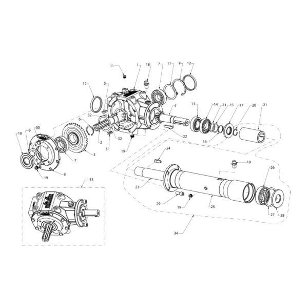 Wfm gearbox 33