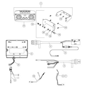 SP-1875-1 Electrical Components