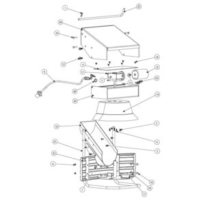 SP-3000/6000 Complete Drive Assembly