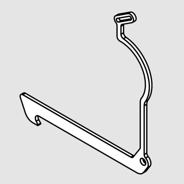 Wessex wx-47780 crx-320 wing prolift hook - lhs-0