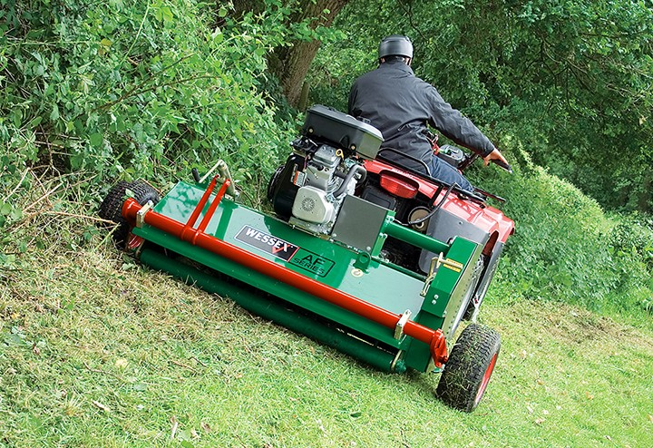 Afc - professional groundcare & agricultural equipment
