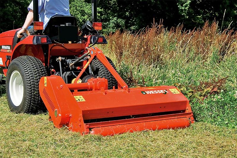 Fl series adjust - professional groundcare & agricultural equipment