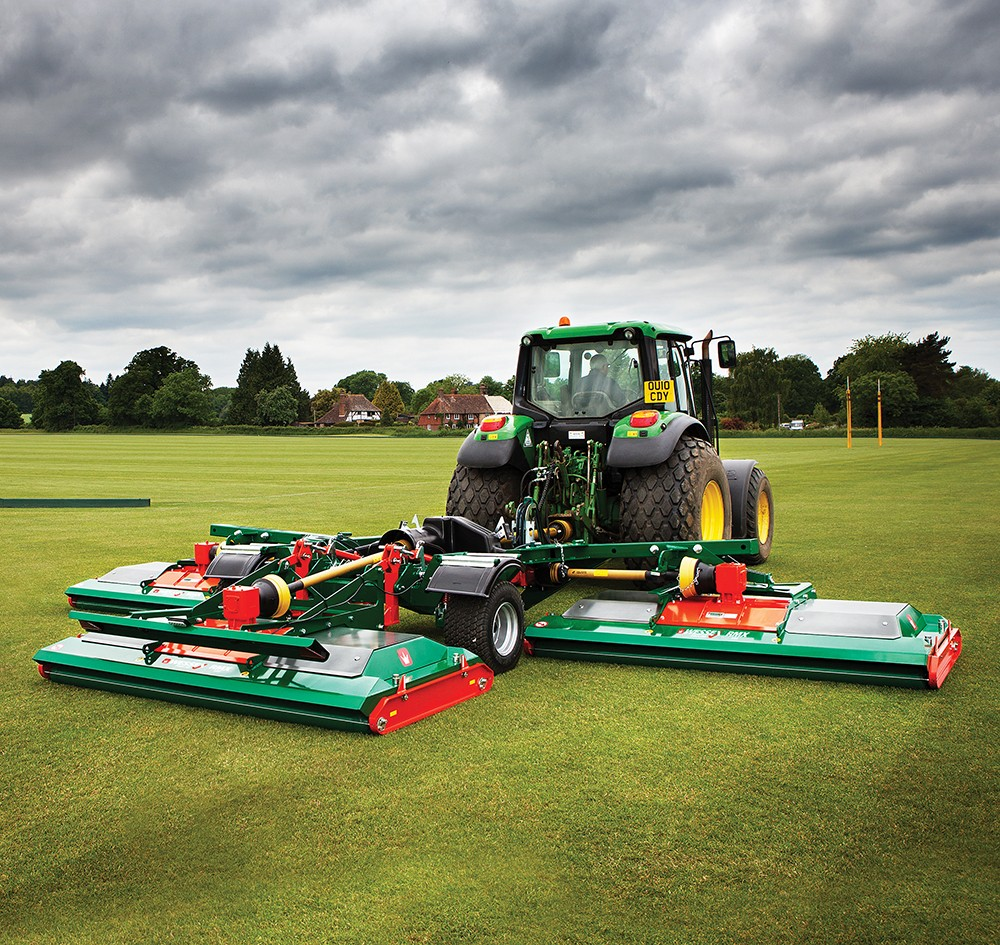 Roller mower - professional groundcare & agricultural equipment