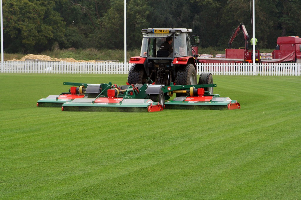 Triple at a polo club1 1024x682 1 - professional groundcare & agricultural equipment