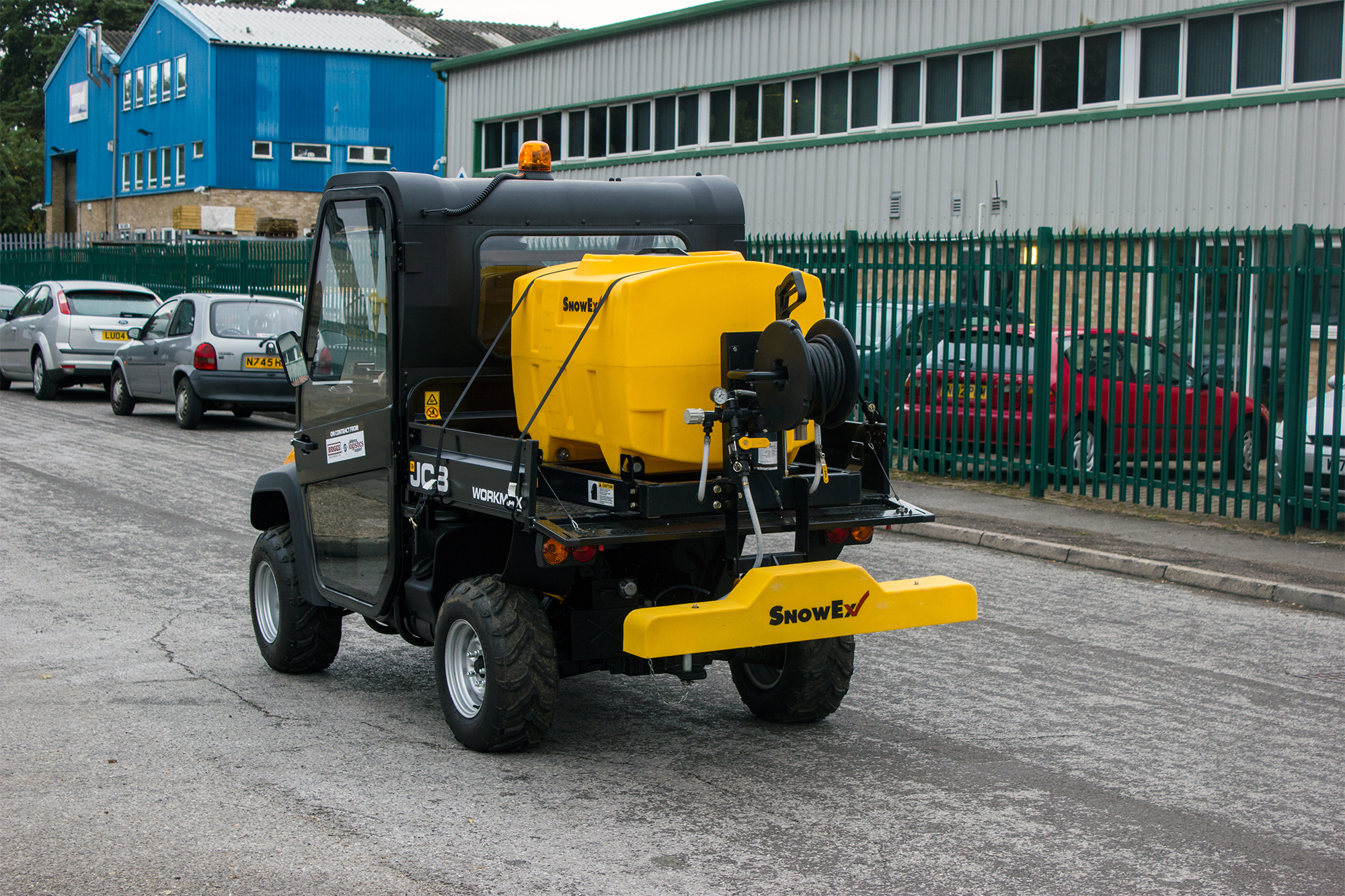 Vss 1000 1 - professional groundcare & agricultural equipment