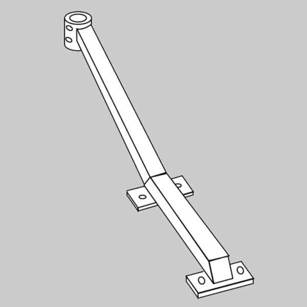 Wx 12251 wheel arm
