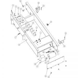 SP-3000/6000 Auger Assembly