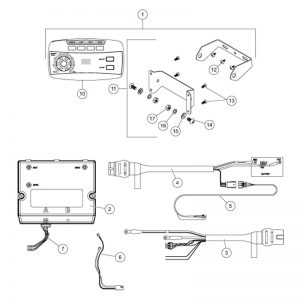 SP-575-X Electrical Components