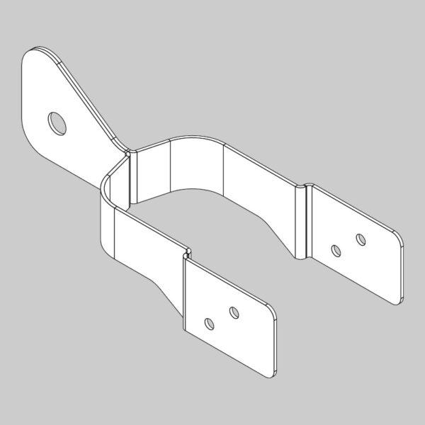 Safety bracket- ls 100