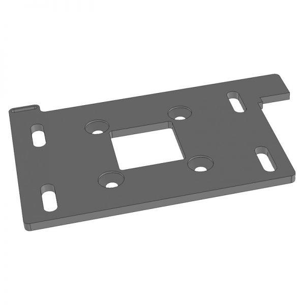 Adjuster plate
