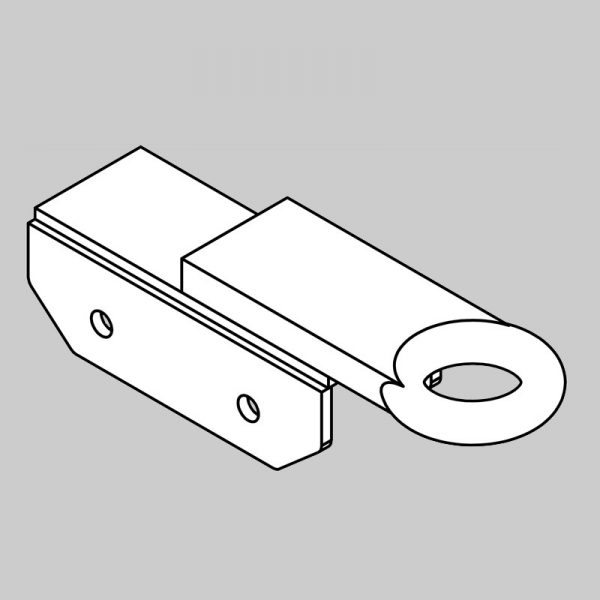 Wessex wx-47180 ring hitch-0