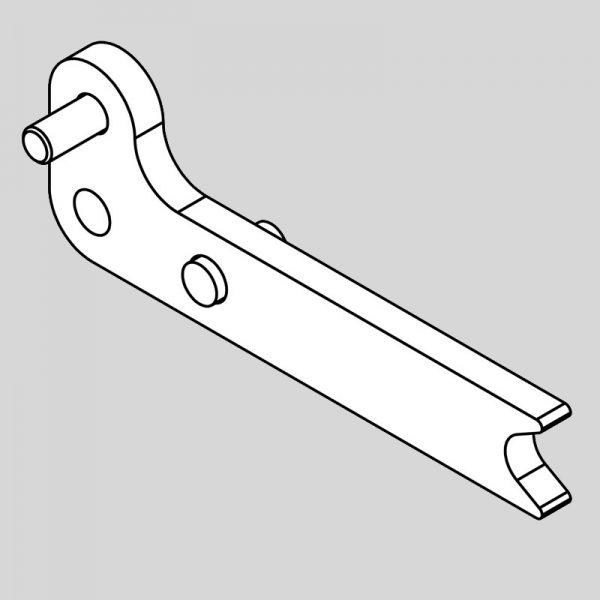 Wessex wx-48180 crx-320 rear prolift arm - rhs-0